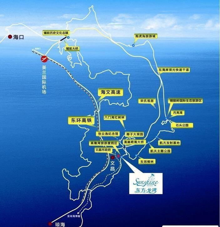 海南东方地图全图
