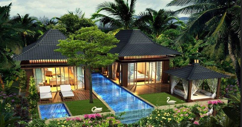【那香山】项目在售别墅住宅为主,在售均价40000-45000元/平方米!图片